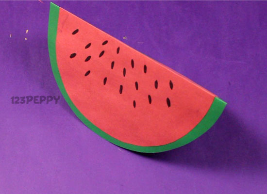 How To Make Watermelon Online 123Peppycom