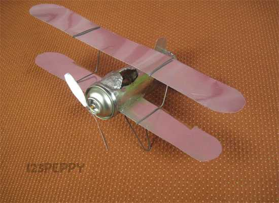 How To Make A Biplane Online