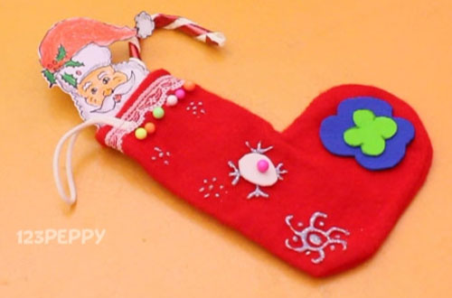 How to Make a Christmas Stocking ?