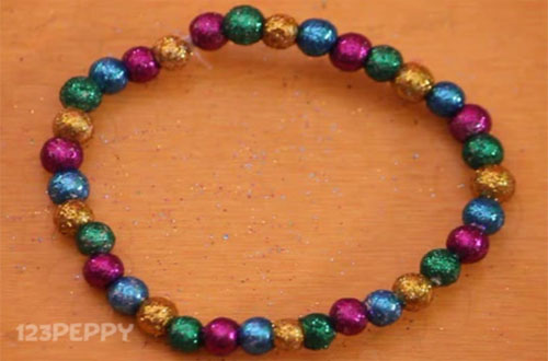 How to Make a Fancy Bracelet