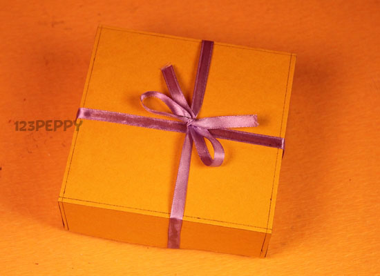 How To Make Gift Box Online 123Peppy