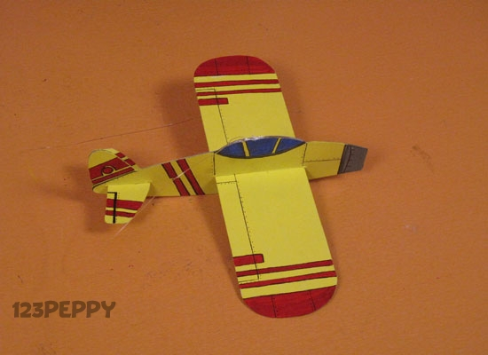 How to Make a Glider Plane