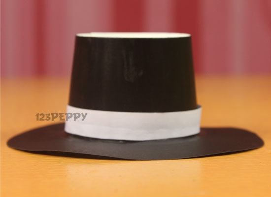 Paper Cup Hat