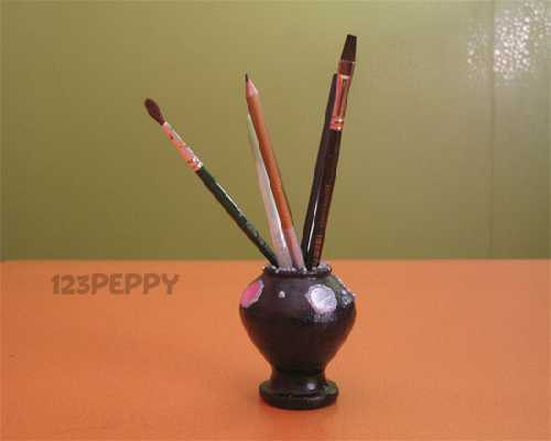 How to Make a Pen Pot