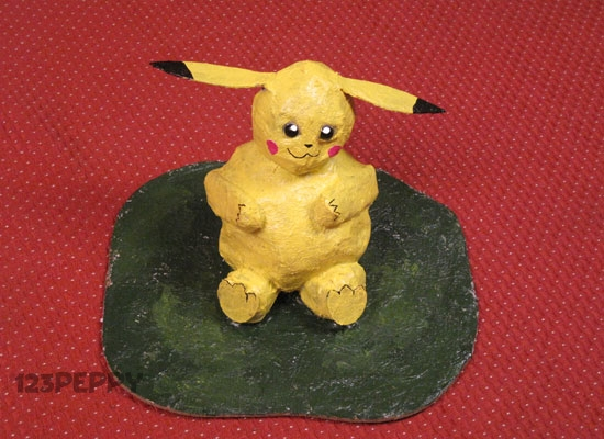 How to Make a Pikachu