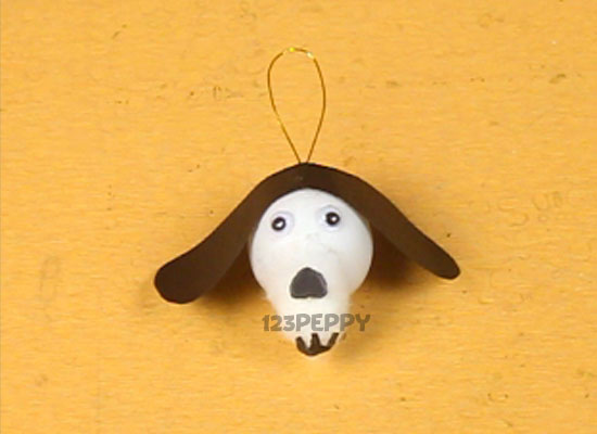 Puppy Ornament