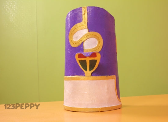 How to Make Queen Nefertitis Crown