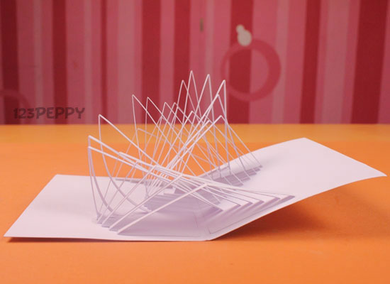 How To Make Simple Pop Up Card Online 123peppy Com