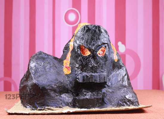 How to Make a Skull Mountain
