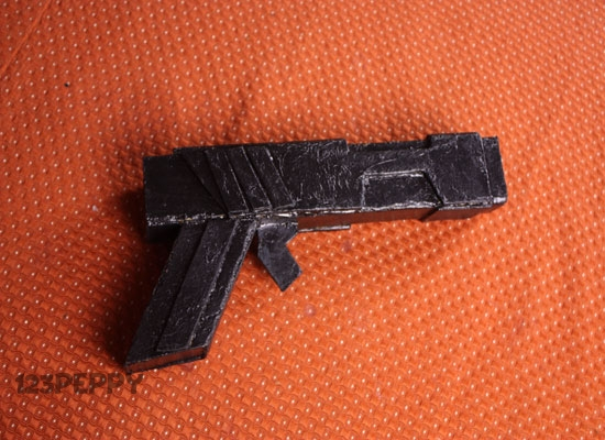 How to Make a Toy Gun