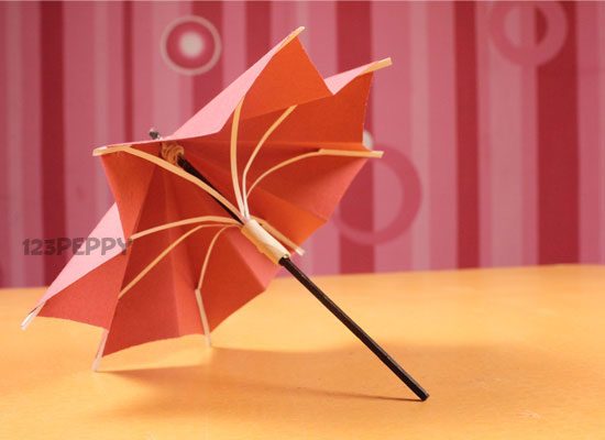 How To Make Umbrella Online 123Peppy