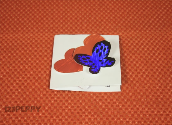 How to make a Valentine PopUp Card Online 123Peppy – How to Make Valentines Cards