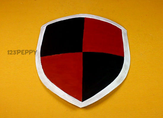 Renaissance Crafts http://crafts.123peppy.com/armour-shield/316