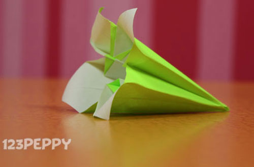 How to make origami flower online for How to make easy crafts step by step