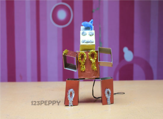 A Kids Robot