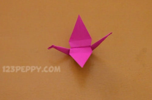 Origami Flying Dragon