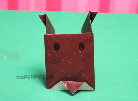 Easy Origami Deer Instructions 932251