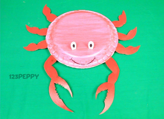 Sea Animal Crafts Project Ideas Online 123peppy Com