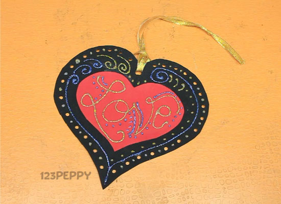 Valentine Tag